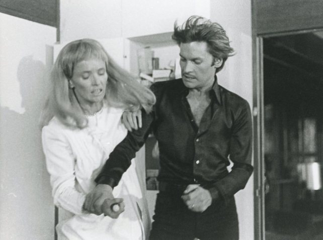 E.O.F. STYLE IDOL - HELMUT BERGER - THE EYE OF FAITH VINTAGE STYLE BLOG- Hot When Angry
