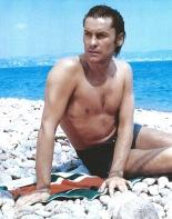 E.O.F. STYLE IDOL - HELMUT BERGER - THE EYE OF FAITH VINTAGE STYLE BLOG- Merman