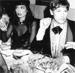 E.O.F. STYLE IDOL - HELMUT BERGER - THE EYE OF FAITH VINTAGE STYLE BLOG- Too Hot to Trot ft. Bianca Jagger