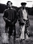 Grune Glory- Steven Meisel Vogue 90s Editorial- The Eye of Faith Vintage Blog- Clothing and Lifestyle Inspiration 1