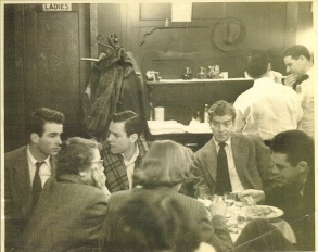 PARTY PEOPLE- THE EYE OF FAITH VINTAGE STYLE BLOG- Monty Clift and the Boys