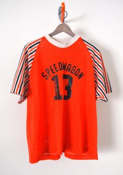 The Eye of Faith Vintage Blog Shop- 1950s Mesh Sports Shirt