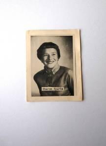 The Eye of Faith Vintage Blog Shop- Sharon Sparks Class Portrait
