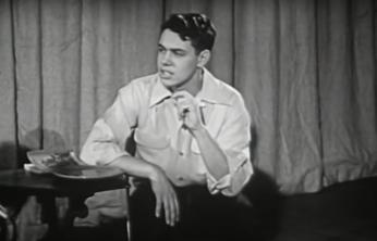 the eye of faith vintage blog shop- style inspiration- vintage 1940s educational psa- self-conscious guy - 1951-10