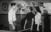 the eye of faith vintage blog shop- style inspiration- vintage 1940s educational psa- self-conscious guy - 1951-11