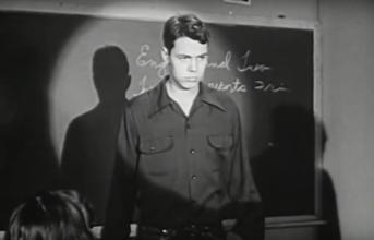the eye of faith vintage blog shop- style inspiration- vintage 1940s educational psa- self-conscious guy - 1951-13