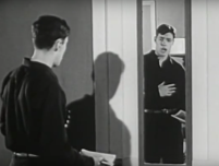 the eye of faith vintage blog shop- style inspiration- vintage 1940s educational psa- self-conscious guy - 1951-9