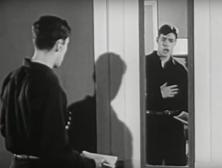 the eye of faith vintage blog shop- style inspiration- vintage 1940s educational psa- self-conscious guy - 1951-9