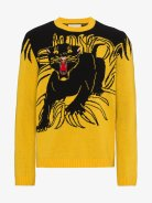 the eye of faith vintage blog shop- style inspiration- vintage 1940s educational psa- self-conscious guy - 1951-gucci panther sweater 3