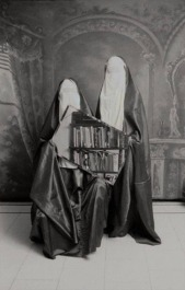 lavartus prodeo - the eye of faith vintage blog shop- style inspiration-masked style photo blast-19th century weirdos