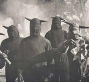 lavartus prodeo - the eye of faith vintage blog shop- style inspiration-masked style photo blast- creepy masked group- 1920s