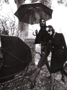 lavartus prodeo - the eye of faith vintage blog shop- style inspiration-masked style photo blast-goth funeral ladies