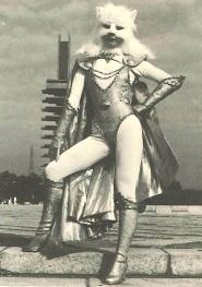 lavartus prodeo - the eye of faith vintage blog shop- style inspiration-masked style photo blast-kitty bitch 1970s odd