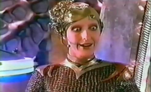 The Eye of Faith Vintage Blog Shop - Style Inspiration - Retro Future 90s Fashion- Anik Matern SPACE CASES 1996