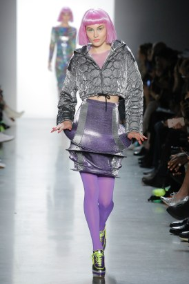 The Eye of Faith Vintage Blog Shop - Style Inspiration - Retro Future 90s Fashion- Jeremy Scott AW 2018