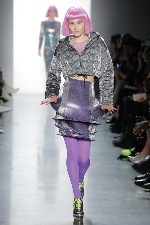 The Eye of Faith Vintage Blog Shop - Style Inspiration - Retro Future 90s Fashion- Jeremy Scott AW 2018