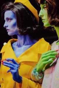 The Eye of Faith Vintage Blog Shop - Style Inspiration - Retro Future 90s Fashion- Moschino AW 2018
