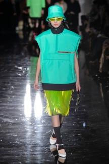 The Eye of Faith Vintage Blog Shop - Style Inspiration - Retro Future 90s Fashion- Prada AW 2018- Millenium Madness