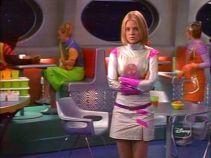 The Eye of Faith Vintage Blog Shop - Style Inspiration - Retro Future 90s Fashion- Zenon Girl of the 21st Century