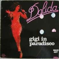 The Eye of Faith Vintage Style Inspiration Blog Shop- Iconic Diva- DALIDA- gigi in paradisco vinyl graphic