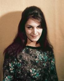 The Eye of Faith Vintage Style Inspiration Blog Shop- Iconic Diva- Young Dalida