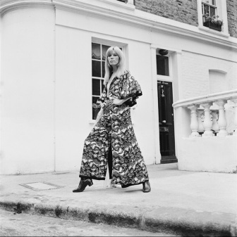 The Eye of Faith Vintage Blog Shop- Music Minute- Amanda Lear - Style Icon- BOHO STYLE