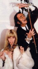 The Eye of Faith Vintage Blog Shop- Music Minute- Amanda Lear - Style Icon- DALI DAZE