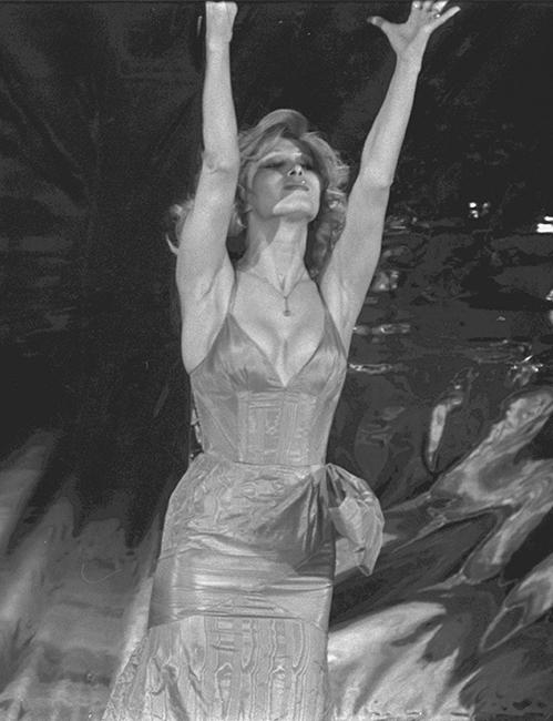 The Eye of Faith Vintage Blog Shop- Music Minute- Amanda Lear - Style Icon- GLAMORAMA
