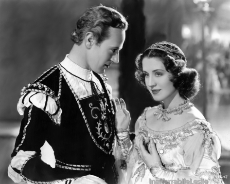 The Eye of Faith Vintage Blog Shop- Style Inspiration- Romeo and Juliet- Bad Ass Menswear- Medieval- 1936 Norma Shearer and Leslie Howard- Hollywood Style