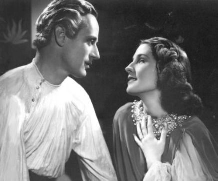 The Eye of Faith Vintage Blog Shop- Style Inspiration- Romeo and Juliet- Bad Ass Menswear- Medieval- 1936 Norma Shearer and Leslie Howard- Romeo Style- Hollywood Glamour