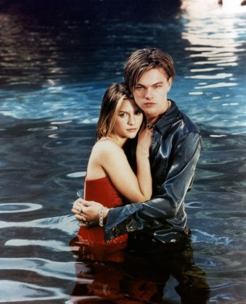 The Eye of Faith Vintage Blog Shop- Style Inspiration- Romeo and Juliet- Leonardo DiCaprio- Bad Ass- 1996 Mens Fashion 11