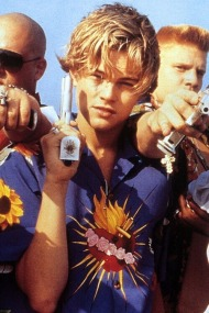The Eye of Faith Vintage Blog Shop- Style Inspiration- Romeo and Juliet- Leonardo DiCaprio- Bad Ass- 1996 Mens Fashion