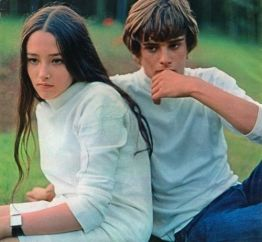 The Eye of Faith Vintage Blog Shop- Style Inspiration- Romeo and Juliet- Olivia Hussey Leonard Whiting - 1967 1968 mod fashion stars 11