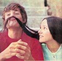 The Eye of Faith Vintage Blog Shop- Style Inspiration- Romeo and Juliet- Olivia Hussey Leonard Whiting - 1967 1968 mod fashion stars 5