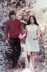 The Eye of Faith Vintage Blog Shop- Style Inspiration- Romeo and Juliet- Olivia Hussey Leonard Whiting - 1967 1968 mod fashion stars 6