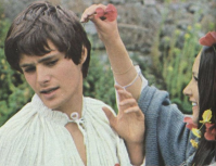 The Eye of Faith Vintage Blog Shop- Style Inspiration- Romeo and Juliet- Olivia Hussey Leonard Whiting - 1967 1968 mod fashion stars 8