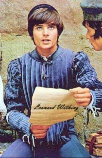 The Eye of Faith Vintage Blog Shop- Style Inspiration- Romeo and Juliet- Olivia Hussey Leonard Whiting - 1967 1968 Zefferilli Film- Medieval Fashion 3
