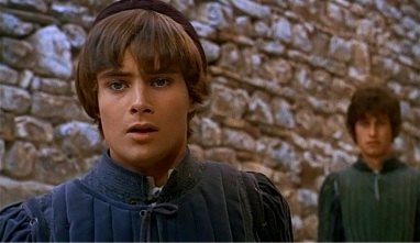 The Eye of Faith Vintage Blog Shop- Style Inspiration- Romeo and Juliet- Olivia Hussey Leonard Whiting - 1967 1968 Zefferilli Film- Romeo Style Fashion 3 11