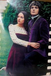 The Eye of Faith Vintage Blog Shop- Style Inspiration- Romeo and Juliet- Olivia Hussey Leonard Whiting - 1967 1968 Zefferilli Film- Romeo Style Fashion Mod fashion