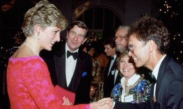 DEVIL WOMAN- Cliff Richard- The Eye of Faith Vintage Style Blog Shop- Princess Diana 80s