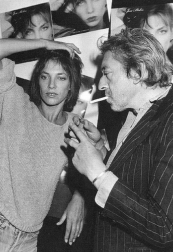 The Eye of Faith Vintage Inspiration Blog Shop- Jane Birkin Serge Gainsbourg- Turning Looks 4