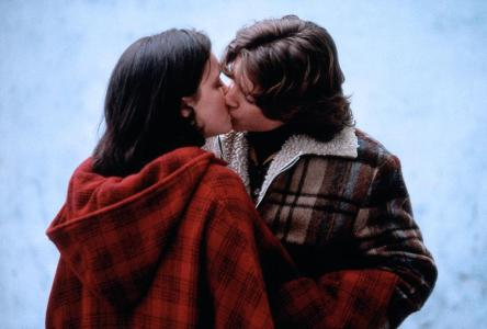 The Eye of Faith - Vintage Blog Shop- The Ice Storm 1997 Inspiration- Christina Ricci Elijah Wood Kiss