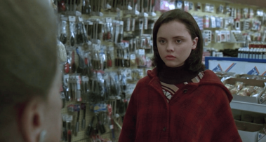 The Eye of Faith - Vintage Blog Shop- The Ice Storm 1997 Inspiration- Christina Ricci Yes Bitch