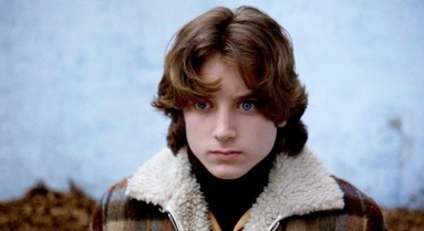 The Eye of Faith - Vintage Blog Shop- The Ice Storm 1997 Inspiration- Elijah Wood 70s Shearling