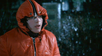 The Eye of Faith - Vintage Blog Shop- The Ice Storm 1997 Inspiration- Puffy Jacket