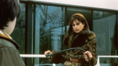 The Eye of Faith - Vintage Blog Shop- The Ice Storm 1997 Inspiration- Sigourney Weaver Fur Whip Bad Ass