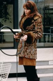 The Eye of Faith - Vintage Blog Shop- The Ice Storm 1997 Inspiration- Sigourney Weaver Fur and Whips