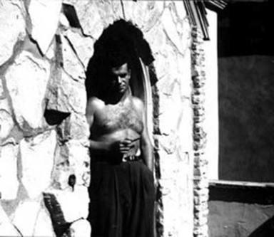 Jack Parsons- Shirtless Stud- The Eye of Faith Vintage Blog