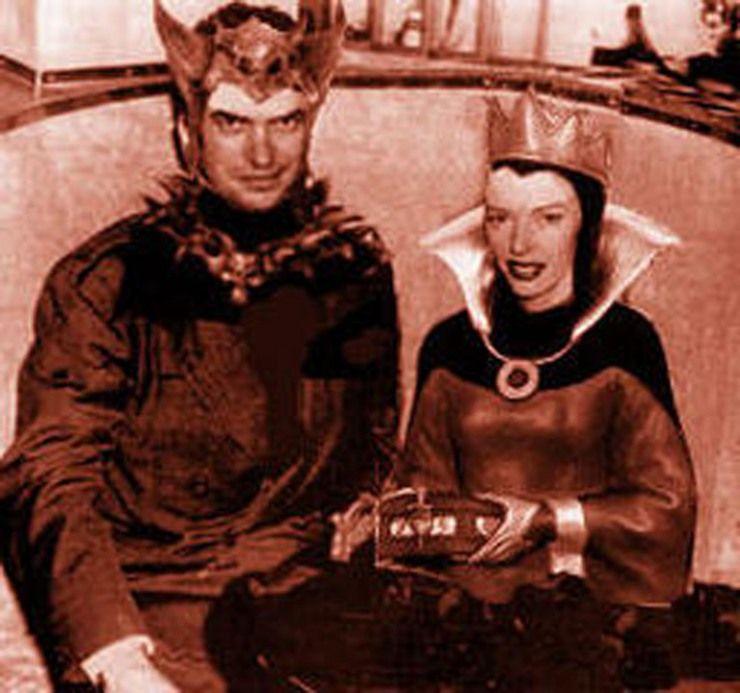 Marjorie and Jack-The Eye of Faith-Vintage Blog
