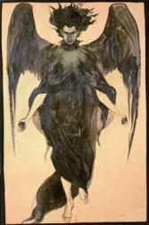 Marjorie Cameron- Dark Angel- Jack Parsons-TheEyeofFaithVintageBlog